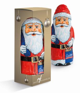 Gubor Nikolaus in der Werbe Box