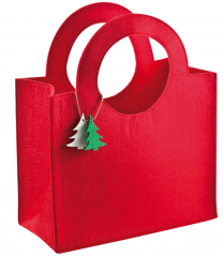 Filztasche Weihnachten 33 x 27