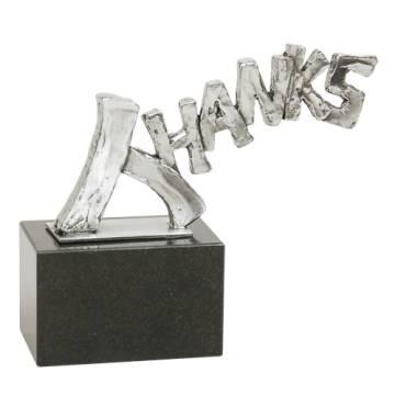Geschenk `Thanks`