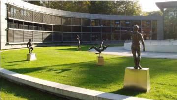 Bronze Skulpturen für Sport Vereine