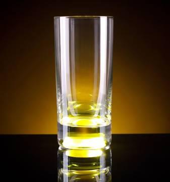 Longdrink Glas mit Licht
