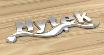 Chrombuchstaben 3D