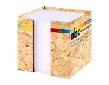 Zettelbox aus Karton