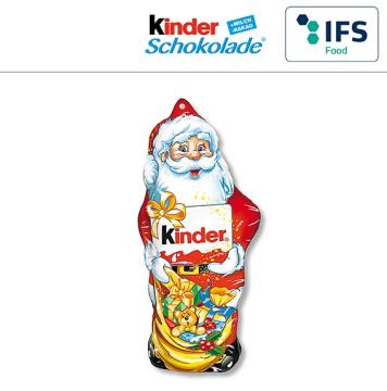 Kinder Weihnachtmann Neutrale Ware