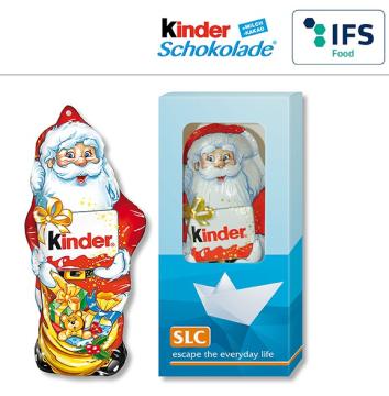 Kinder Schoko Weihnachtsmann