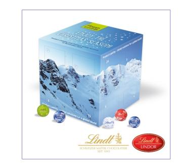 Adventskalender Cube