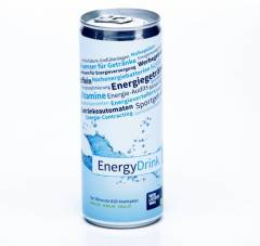 Energy Drink Werbeartikel 250 ml