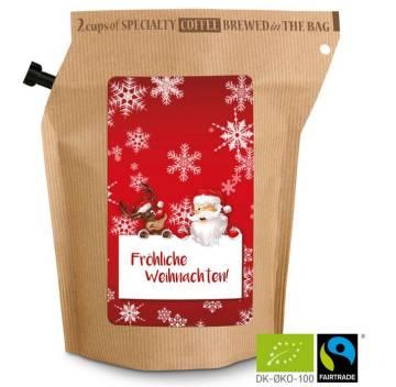 Bio Weihnachts-Kaffee