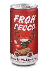 Frohsecco Elch rot