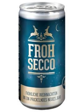 Frohsecco Klassisch blau