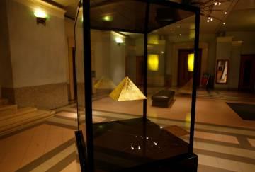 Museumsvitrinen Glasvitrinen