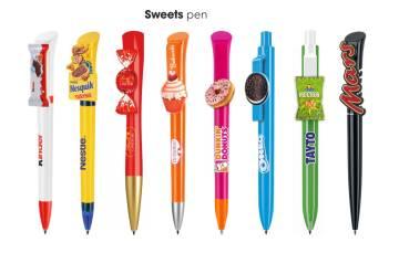 Kugelschreiber mit individuellem Clip