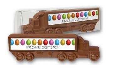 Schokoladen Truck Ostern