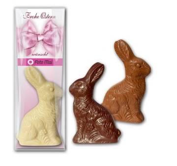 Schokoladen Hasen
