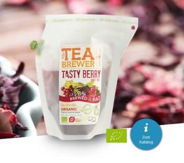 Tee Werbeartikel Tasty Berry