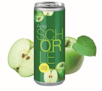 Apfelschorle pfandfrei 250 ml