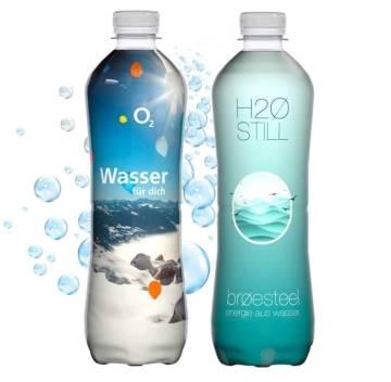Wasser still 500 ml Sleeve