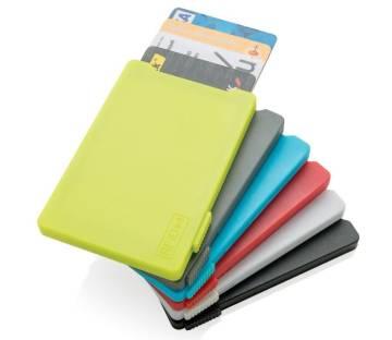 RFID Mehrfach Kartenhalter in 6 Farben