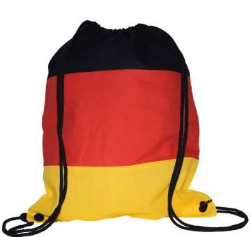 Fan Turnbeutel Deutschland 38x46