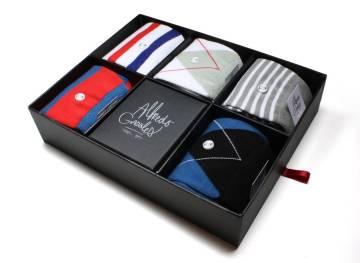 Socken Verpackung