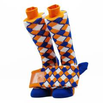 Socken im eigenen Design