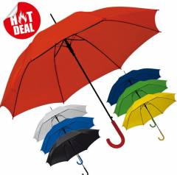 Regenschirme mit Firmenlogo