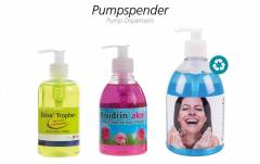 Antibakterielles Handgel 240ml Pumpspender