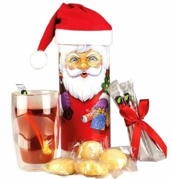 Weihnachtsmann Tea Time