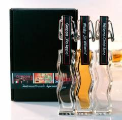 International Grappa Whisky Birnenbrand