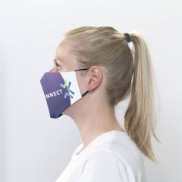 Mundschutz Maske Comfy Werbeartikel