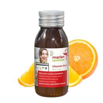 Vitamin Shot Orange