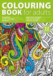 Ausmalbuch für Erwachsene