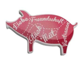 Radiergummi Schwein Schweinderl