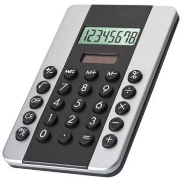 CrisMa Dual-Power Taschenrechner