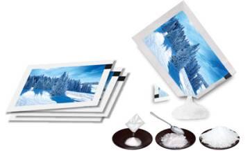 Schneezauber-Tüte, 55 x 80 mm