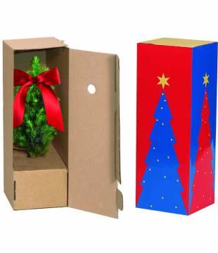 Schuber Kundenpräsent Weihnachten