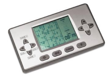 Elektronisches REFLECTS-Sudokuspiel