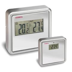Thermometer with outdoor sensor REFLECTS ANÁPOLIS