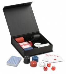 Poker game set REFLECTS MANDURAH