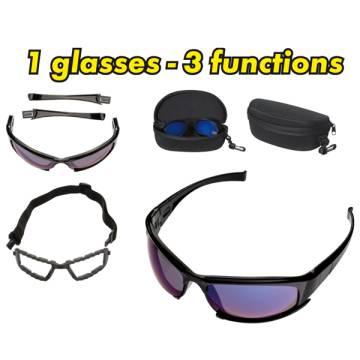 Sonnenbrille / Skibrille