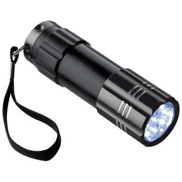 Taschenlampe mit 9 LED