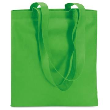 Einkaufstasche Non Woven grün Totecolor