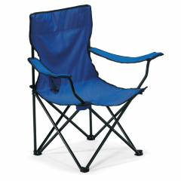 Camping/Strandstuhl blau Easygo