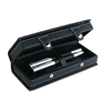 Schreibegeräte-Set schwarz Grando