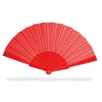 Fächer rot Fanny