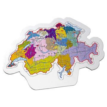 Puzzle Schweiz