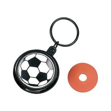 Dreh-Schlüsselanhänger Soccer
