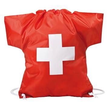 Sportbeutel Trikot - Schweiz