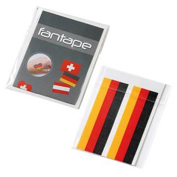 Fantape Rechteck 4er-Set