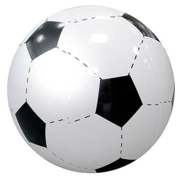 Wasserball Fußball, groß